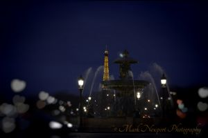 Paris, The City Of Love