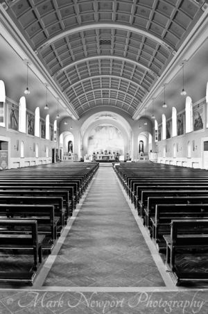 Our Lady Of Lourdes Church in Drogheda, Co. Louth